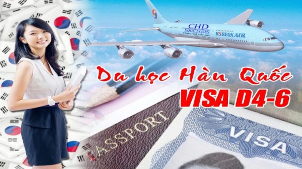 Du học nghề Hàn Quốc - Visa D4-6